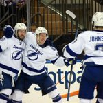 Lightning improve to 5-1 in Game 7s. They never lost a playoff series where they lead, 3-2. http://t.co/7hwAi5vNzF