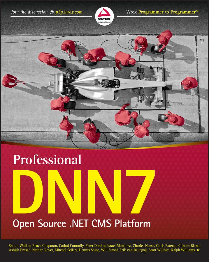 Heading to @dnnConnect France? Look out for @Wrox flyers to get 40% discount on Professional DNN7 - just published! http://t.co/ekbkii1ayn