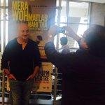 Thank you Singapore 4 ur phenomenal & heart warming response 2 our 1st International show of #MeraWohMatlabNahiTha.:)