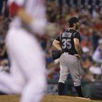 Bettis has no-no broken up in 8th inning, Rockies beat Phillies 4-1. http://t.co/K6Ga1js0TK #9NEWS http://t.co/lJqkimFu29