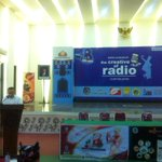 "Sambutan Bapak @a_azwarnas Bupati @banyuwangi_kab di acara Radio Workshop ""The Creative of Radio"" #LiveTweetEB http://t.co/QCHOAYanxl"
