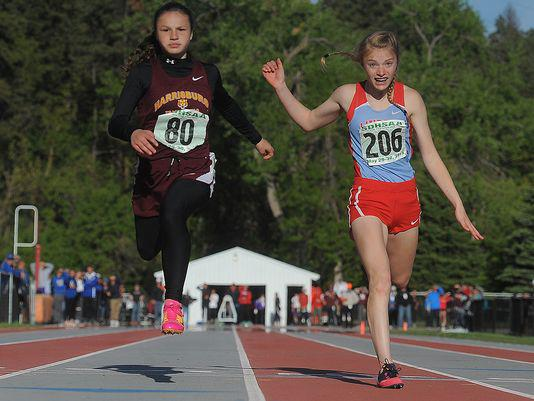 Two almost lose chance at finals after holding hands at finish line as show of sportsmanship. http://t.co/KMaYjj60a0 http://t.co/kT7f5w81h3