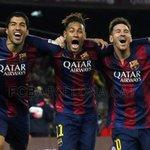 http://t.co/IzWEYf3hBA - Saat Ini Barcelona Punya Striker-striker Terbaik Dunia http://t.co/GNen8esfHG