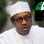 .@PdpNigeria congratulates @MBuhari http://t.co/mWZm1SDvsJ @APCNigeria @AsoRock @NGRPresident @Gidi_Traffic http://t.co/SkjO8mspbe