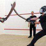 Hong Kong sword trainer Lancelot Chan brings Game of Thrones-esque action to life http://t.co/9nFbM4uAuA http://t.co/b2SwBs0h0A