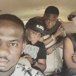 The @SarkCess Team !!! @angeltownbaby @DJMENSAH1 @BlackSarkcess http://t.co/XnhWNygX8L