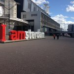 I amsterdams traveling letters are near the #AmsterdamArenA until June 22, share your pics! http://t.co/Veb7MkDfpU http://t.co/HRSa3SxfXT