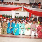 #Memories. Homecoming Reception for Fmr President Jonathan, Yenagoa, May 29. #CountyourBlessings. http://t.co/b3USkaapQv