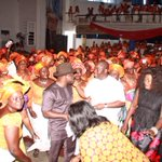 #Memories. Homecoming Reception for Fmr President Jonathan, Yenagoa, May 29. #CountyourBlessings. http://t.co/HNuOTnT1pY