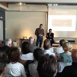 Conférence régionale du @MoDem avec @robertrochefort @MFESNEAU @Buzzmodem31 #TopDépart #LRMP #Regionales2015 http://t.co/qokzkBW3Hf