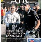"""El código deontológico del ABC no permite incluir los términos """"corrupción"""" y """"Partido Popular"""" en la misma portada. http://t.co/yeghHOkm4a"""