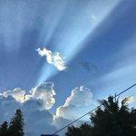 @Jogja24Jam langit di daerah #ngaglik sore ini http://t.co/wcVUUirPXi