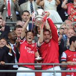 Come on #gunners do it again 🏆 #FACupFinal #Wembley #RedArmy #Wembley http://t.co/ySil7n9KsY