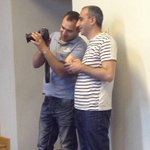 Doing what they do best and most! #barcampevn15 @ditord @reporterarm #Armenia in action. z http://t.co/GeDgE6vTq6