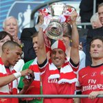 """""""To score in a #FACupFinal is the kind of goal any player would love."""" - @19SCazorla on 2014: http://t.co/rXKiwtNdnC http://t.co/SGGTcepYOM"""