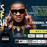 Dont miss the #MOTYconcert with @youngskales this Sunday! Tix are 3k only regular, 50k VIP seats & 500k tables http://t.co/3zRl6PaKtp