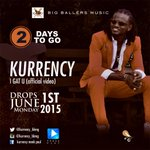 #iGatUTheVideo by @KURRENCY_BBMG drops in 2days #June1. Wait on it!! Cc: @Ogoroekemena @covenantreggae http://t.co/dFuqPlGsaX,...