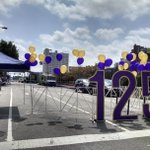 Vine Street is blocked off and ready for a celebration. Festivities begin at 11:30 am #RCHS125 http://t.co/SxavwyBrRq
