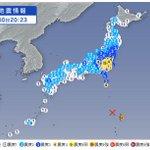 今回の地震の範囲すごすぎる…! http://t.co/rjLbynQB01 http://t.co/1L6QBkmiB0