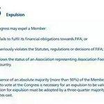 Bila perlu negara kirim surat ke FIFA minta PSSI dikeluarkan dr FIFA (bukan hanya suspend) krn tdk mewakili Indonesia http://t.co/4xLjbxeSig