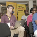 #MTNAPPChallenge Mentors listening to participants. Day 2 is a busy one for all the teams. #MTNInnovate http://t.co/dfBeiQ91vH
