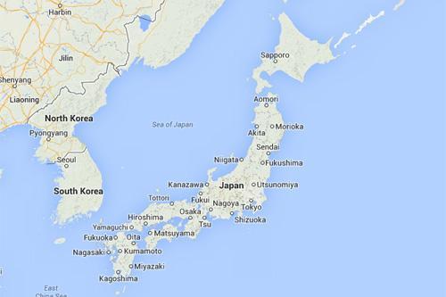 Gempa Bumi Di Jepang Tadi Pagi Tidak Menimbulkan Tsunami - AnekaNews.net
