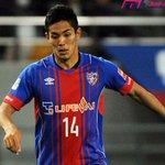ついに… RT @foot_ch: 【速報】 FC東京のFW武藤嘉紀が2-1で勝利した柏戦後、サポーターの前でマインツへの移籍を発表! #fctokyo http://t.co/cmQYY6mGZH