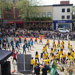 Warm up for Preston Caribbean Carnival on the 21st June http://t.co/VcQ64RZmDl