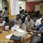 #MTNAppChallenge #MTNInnovate - Work in progress teams mid-way their projects. http://t.co/Rwr2ceOR88