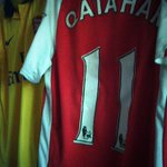 Only two things on my wardrobe today. #COYG #FACupFinal lets win this (you can add again) http://t.co/XAK51Q6k06