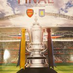 The official #FACupFinal programme #WeAreArsenal http://t.co/HoWEmPo1sd