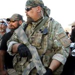 White supremacists with machine guns at #PHxMosque yet not called #terrorism. Imagine if #Muslims outside a church. http://t.co/M1lEBZtfcD