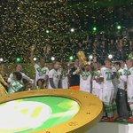 Die Wölfe schnappen sich den Pokal! #ssnhd #bvbwob http://t.co/6wIu1mI04E