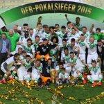 #Pokalsieger 2015: Der VfL Wolfsburg. http://t.co/pavhDiw4rY