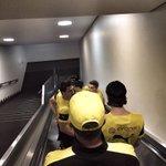 Hier ist die Mannschaft von Borussia Dortmund! #bvbwob http://t.co/WnZPZITlnr