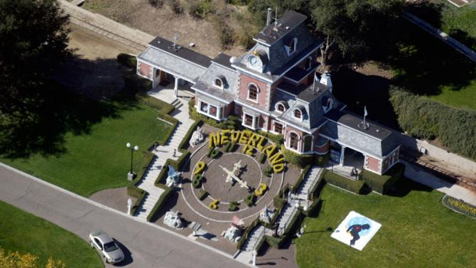 If you've got a hundred million bucks lying around, Michael Jackson's Neverland could be yours