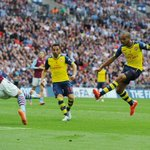 Heres @theowalcotts goal from a fresh angle - starting with the shot... #FACupFinal #WeAreArsenal http://t.co/QwW6WUxmvQ