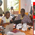 Shout out team is busy creating the next big app at the #MTNInnovate #MTNAPPChallenge @mtnug http://t.co/V6sKPWr4xp