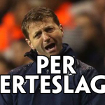 Tim Sherwood reacts to that shouldered goal by Per Mertesacker... #FACupFinal http://t.co/Gi255akO1M