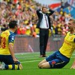 Arsenal win the 2015 FA Cup after 4-0 win over Aston Villa. http://t.co/JsBkoKvR4o http://t.co/pnAaGW7ZKd