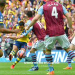FT: 2 years, 2 FA Cups. Its glory for Arsenal. #SkyFootball #FACupFinal http://t.co/APfIl98TMS http://t.co/1S5HWWMgSm