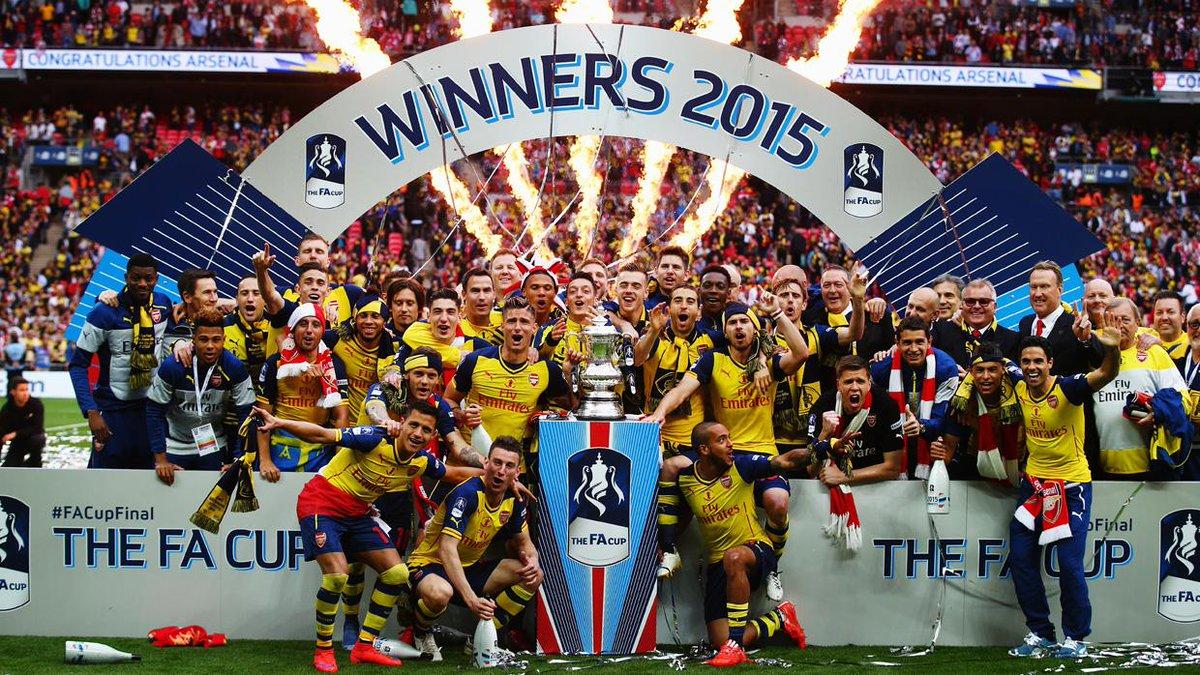 .@Arsenal #FACupFinal winners 1930, 1936, 1950, 1971, 1979, 1993, 1998, 2002, 2003, 2005, 2014, 2015 #record http://t.co/fLzohd81kR