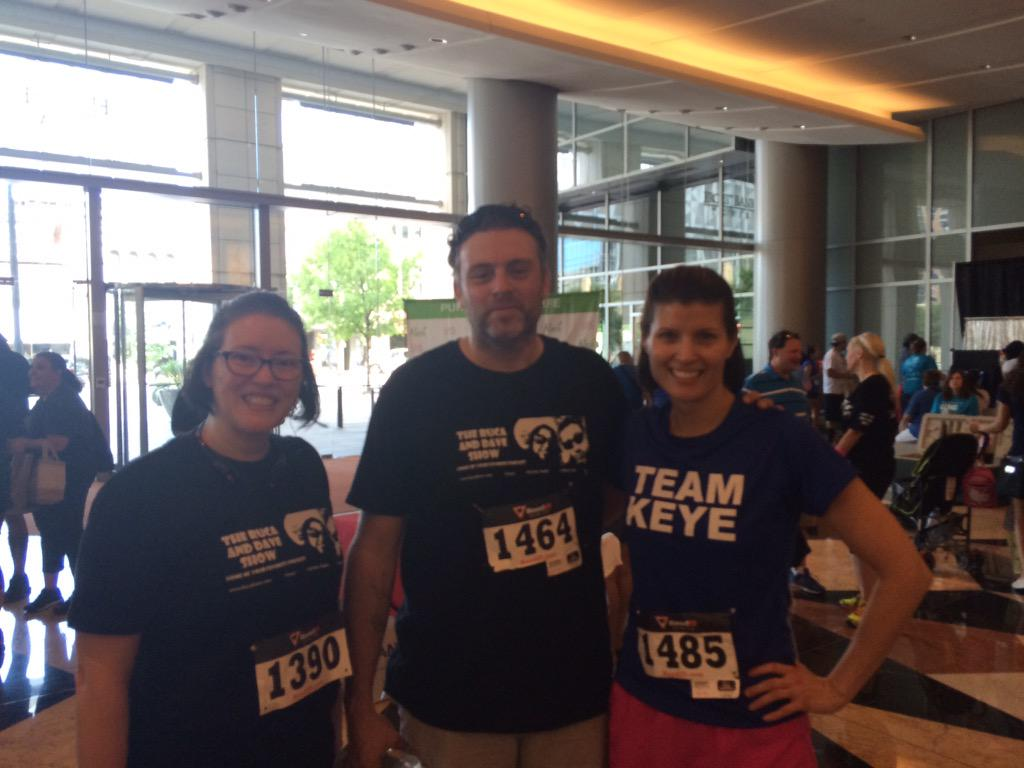 One of the top teams for @ALAAustinTX's #austinclimb #FightForAirClimb!  Great meeting @Ruca_Dave!  Y'all rock! http://t.co/NN6SOAZ2W6