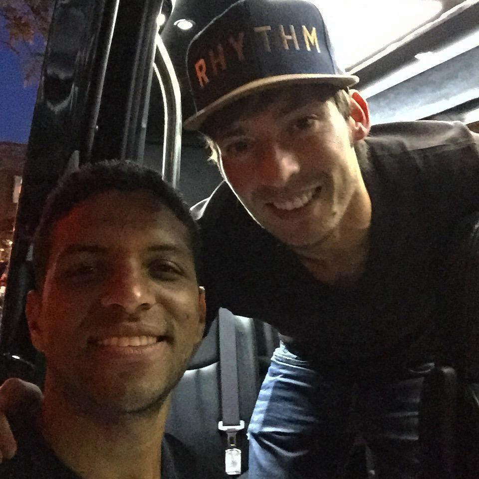 @21LVA was good seeing you in Toronto and NYC buddy stay healthy