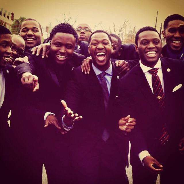 #HBCUMenInSuits Howard University School Of Divinity ✊