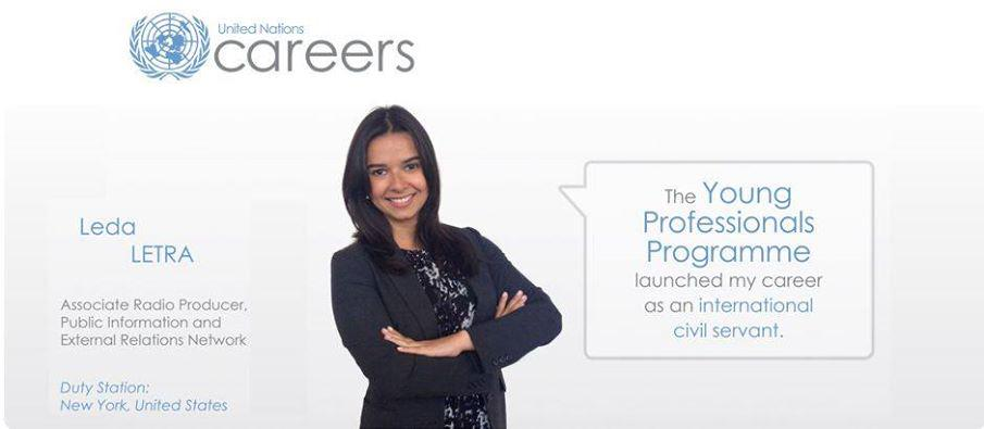 The 2015 Young Professionals Programme is here! Check out details about application process http://t.co/MsN70Ak72n http://t.co/TEolq7NMFh