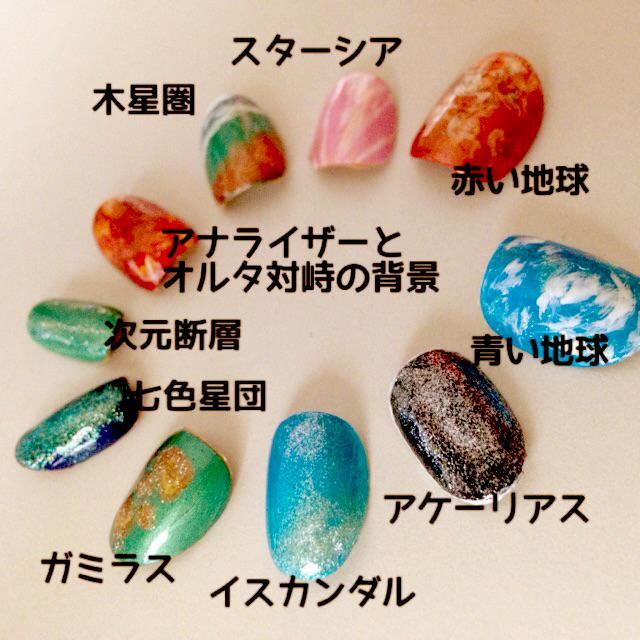 これが本日のヤマト爪の全容でした。ちょっと今回のはイメージすぎるので少しみっともないですが、これもひとつのヤマトの楽しみ方っ(^^;; ヤマト爪をしてきて見せてくれたお客さんもいて嬉しかったですよー!! #yamato_kouza http://t.co/hqr6mXsiQ6
