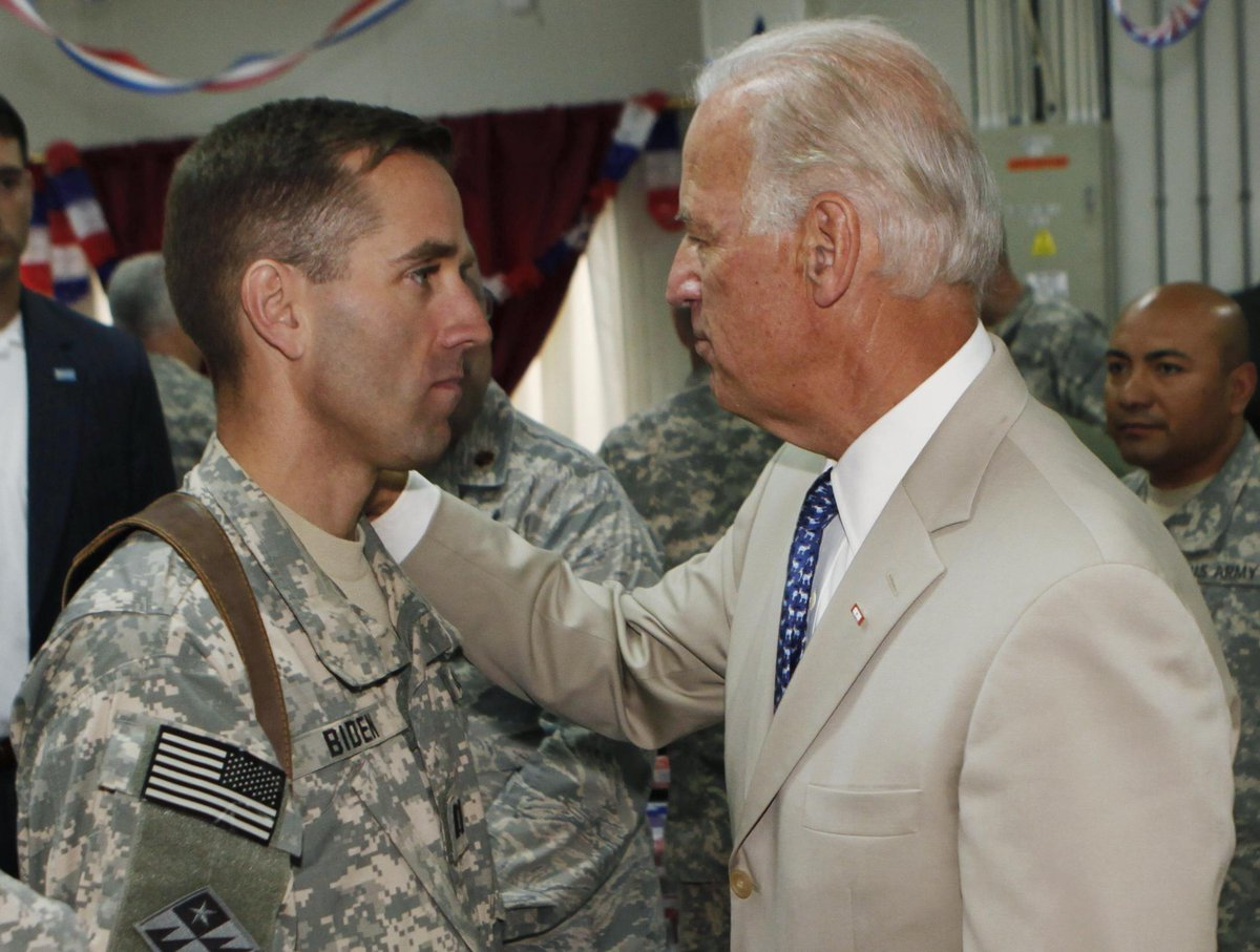 on @upwithsteve this am: looking back at the life of a rising political star, Beau Biden, the son of @VP http://t.co/2HEzgvIazv