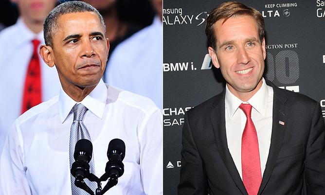 Barack Obama has lead tributes to Joe Biden's son Beau following his tragic death...