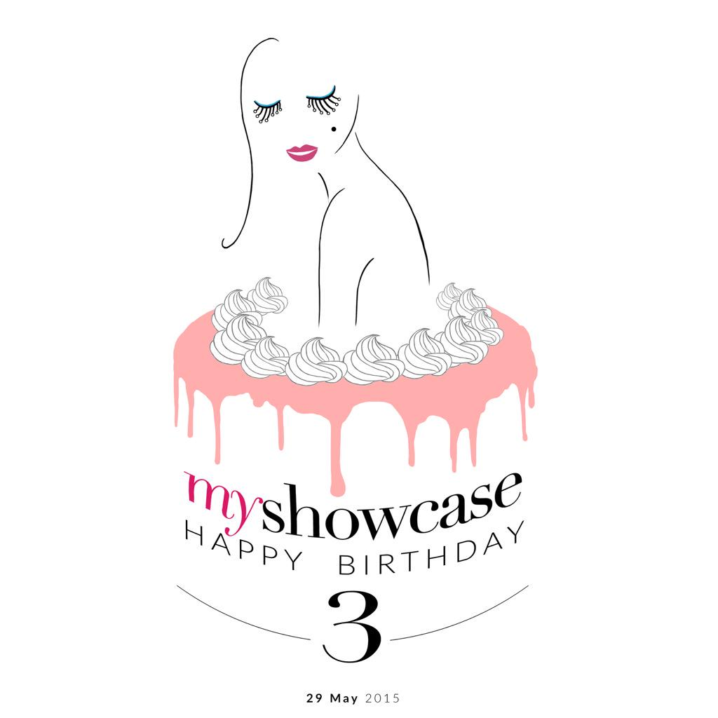 Celebrating our 3rd year & proud to be changing the face of direct selling 1 step at a time @myshowcase #stylistsrule http://t.co/o0spWjGnhk